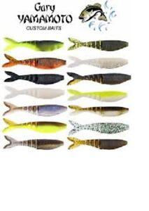 "4"" Yamamoto Zako Swimbaits - Choose Color"