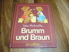 Ida Bohatta -- BRUMM und BRAUN // ein Ida Bohatta-Bilderbüchlein