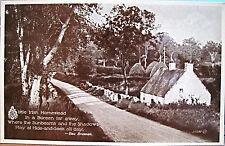 LITTLE IRISH HOMESTEAD Boreen Postcard Ireland Eva Brennan Valentine Phototype