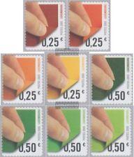 Luxemburg 1676-1683 (compleet.Kwestie.) gestempeld 2005 Hand
