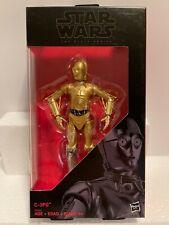 Star Wars Black Series 6-Inch - Walgreens Exclusive 2016 - C-3PO W/ Silver Leg