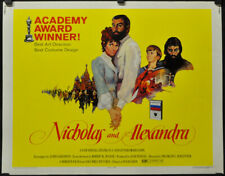 "Nicholas And Alexandra 1971 Original 55.9X71.1cmAA "" Film Poster Michael Jayston"