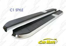 SUBARU OUTBACK 2010- 2014 JX STYLE SIDE STEPS 20 MORE STYLES & FITTING AVAILABLE
