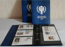 UNO- Mitläufer Sammlung 3 Alben: Jahr des Kindes 1979, Abopreis waren 6.000.- ÖS