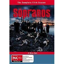 The Sopranos : Season 5 (DVD, 2005, 4-Disc Set)  NEW