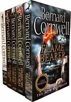 Bernard Cornwell Last Kingdom Series 2 -5 Books Young Adult Collection Paperback