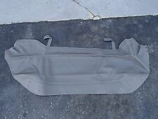 Jaguar E Type Series 1 Boot Cover in NEW Condition, Grey