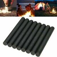 8 PCS Ferrocerium Ferro Flint Fire Starter Survival Magnesium Rod kits lighter