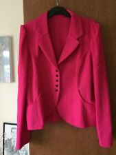 Ladies Jacket Size 20 Brand New Hot Pink