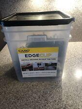 Camo Edgeclip 0344356 Edge Clip Hidden Deck Fasteners 430 Count
