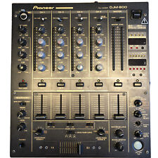 Pioneer DJM-600 [Excellent+ AC100V] 4-Channel Professional DJ Mixer from Japan