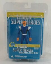 DC Direct Legion of Super Heroes Chameleon Boy Action Figure, Sealed in Package