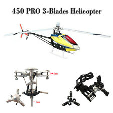 VCTRC 450 PRO 3-Blade Main Rotor Head Tail Rotor 6CH 3D Helicopter KIT