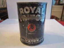 1950'S UNION 76 ROYAL TRITON OIL CAN  -  BN-6