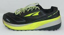 ALTRA Men's Olympus 3 Running Shoe, Black/Yellow - 11.5 USED