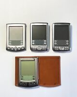 LOT OF 4 PALM PDAs Models (1) M505, (2) ZIRE 72s & (1) Palm V,  UNTESTED.