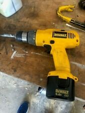 "DeWalt 3/8"" Cordless Drill/Driver With Battery"