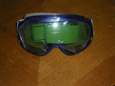 Manbi Goggle / Skiing Goggles - Blue and Grey
