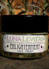 Enlightenment VEGAN rejuvenating Face Cream Frankincense, Rose Geranium 15 ml