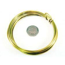 Bronze Brass Wire 5mx0.5mm Embellishment Jewellery Making Decoration Accessories