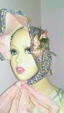 1958 Minnesota Centennial staehood woman's bonnet in very good cond Minnesota