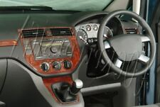 Ford C-Max MK1 2004–2010 Dash Trim Kit 3M 3D Wood Effect 10-Parts