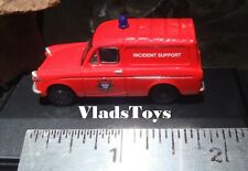 Oxford Diecast 1/76 Scale Ford Anglia 307E Van - Fire Support 76ANG022
