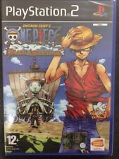 Sony PS2 Playstation 2 ONE PIECE GRAND ADVENTURE NUOVO FACTORY SEALED (ITA) RARO