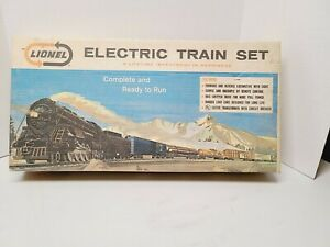 Lionel Train Set 11520  w/box  1965