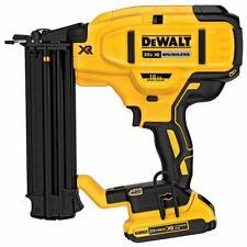 DeWALT DCN680D1 20-Volt 18-Gauge Cordless Brad Nailer Kit