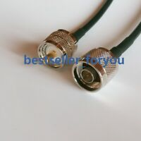 UHF female SO-239 SO239 to PL-259 male Adapter jumper pigtail Coax Cable RG58