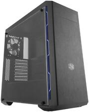 Cooler Master MasterBox MB600L NERO/BLU, USB 3.0 x2, 120mm x1 Rear Fan, Radiator