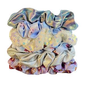 Frozen 2 Girls Scrunchies, 5-Pieces (UW)
