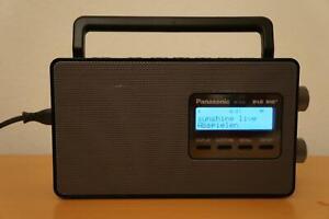 PANASONIC RF-D10 - Tragbare DAB/DAB+/FM Radio