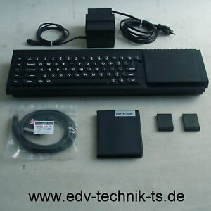Sinclair QL in sehr gutem Zustand + Microdrives + Netzteil + SCART-Videokabel!