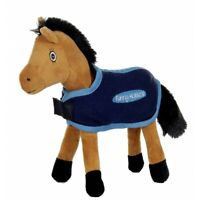HKM Anti-sweat Sheet for Plush Horse -funny Horses