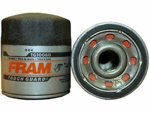 For 2007 GMC Sierra 2500 HD Classic Oil Filter Fram 78675DG 6.0L V8