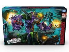 Hasbro Transformers Toys Generations War for Cybertron: Earthrise Titan WFC-E25 Scorponok Triple Changer - Multicoloured