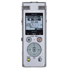 Olympus Digital Lecture/Meeting Voice Recorder DM-770 8GB Silver + Case