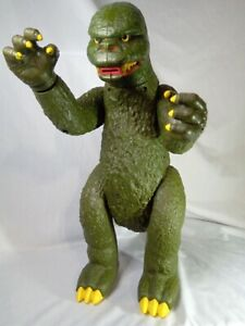 "Vintage 1977 Mattel Godzilla 19"" Shogun Warriors Toho Japan w/ Fist and Tail!"