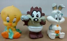 Looney tunes baby tasmanian devil taz  tweety bird bugs bunny cake topper