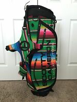 2016 Scotty Cameron Mexican Blanket Serape Stand Bag Circle T CT Cinco de Mayo