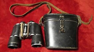 World War 2 German Binoculars Dated 1944 Brought back by Army Combat Engineer