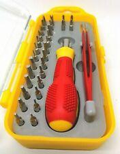 30 PCs Precision screwdriver Set tool kit pinzas destornilladores ensayos personales