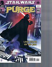 Star Wars Purge One Shot Last Stand of the Jedi by Ostrander & Wheatley 2005 DH