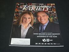 2013 OCTOBER 15 VARIETY MAGAZINE- WALDEN & NEWMAN: SHOWMEN OF THE YEAR - SP 3354