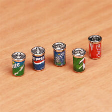 1/6 Scale 5*Cans Model Toy For 12