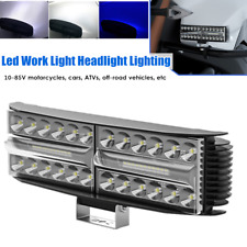 10V-85V 65W Car Off-road 24 LED Roof Light Work Lights Bar Headlight Inspection