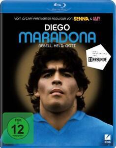Diego Maradona [Blu-ray/NEU/OVP] Dokumentarfilm über die Fußballikone von den Ma