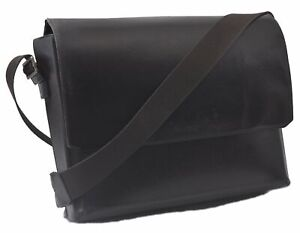 Louis Vuitton Monogram Glace Fonzie Messenger Shoulder Bag Brown M46570 LV C6885